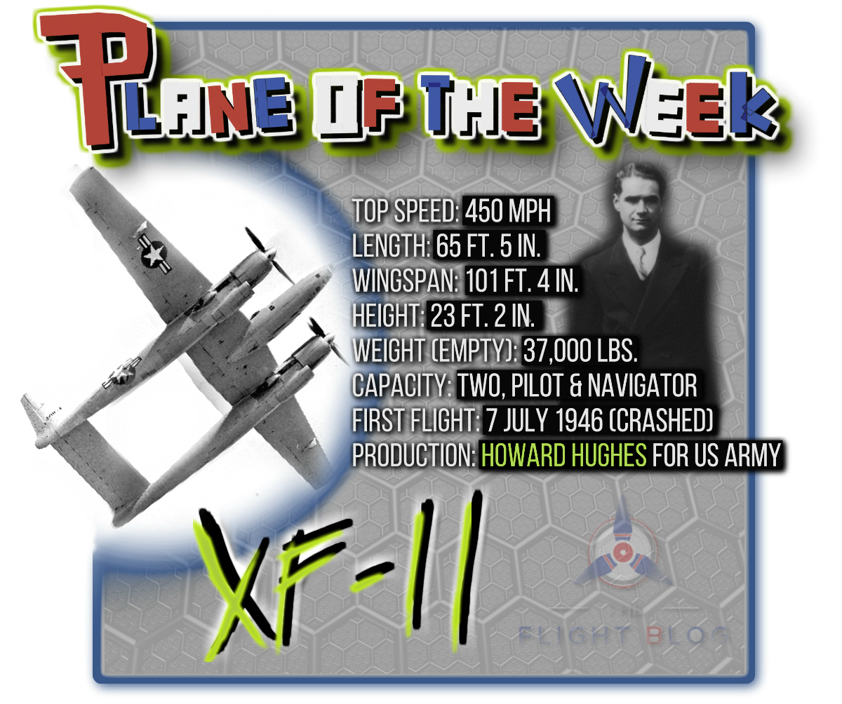 PLANE of the week fukkad